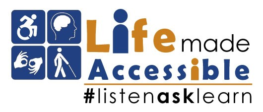 Life Made Accessible Logo